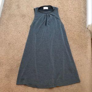 Olive dress from Nordstroms